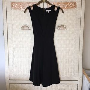 🎼Flirty Flare Black Dress🎼